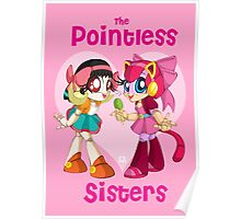 The Pointless Sisters Poster
