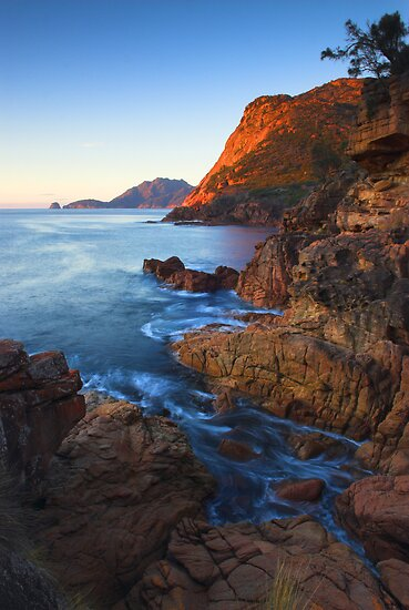 Sleepy Bay, Freycinet National Park, Tasmania by NickMonk