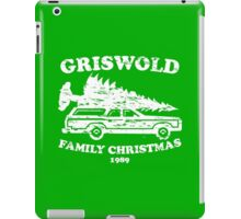 Griswold Family Christmas 1989 VINTAGE iPad Case/Skin