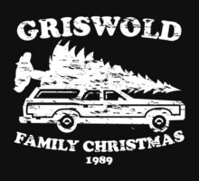 Griswold Family Christmas 1989 VINTAGE Kids Clothes