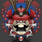 Mushroom Kingdom Samurai by beware1984