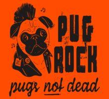 Pug Rock Kids Clothes