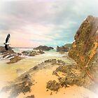 On eagles wings by john NORRIS
