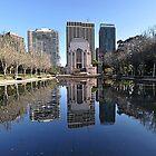 ANZAC Memorial, Hyde Park, Sydney, Australia 2012 by muz2142