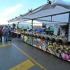 Market day in La Mata. by Janone