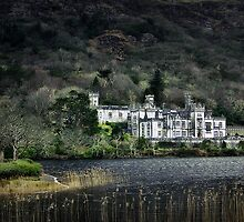 Kylemore Abbey by Kurt  Tutschek