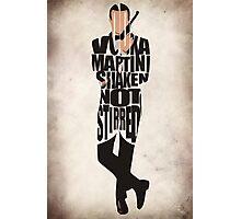 James Bond Photographic Print
