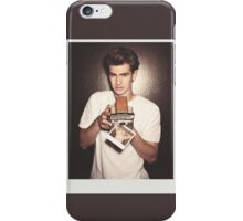 Andrew Garfield (no label) iPhone Case/Skin