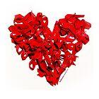 World AIDS Day 2014  by BadBehaviour
