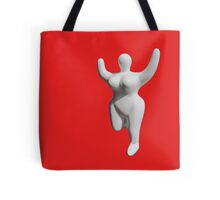 Joyful DANCING tee Tote Bag