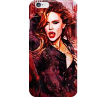 Pam Ravenscroft iPhone Case/Skin