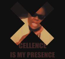 Biggie - 'X'cellence is my presence by Gerrit Deschuyteneer