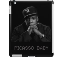 JAY-Z - PICASSO BABY iPad Case/Skin
