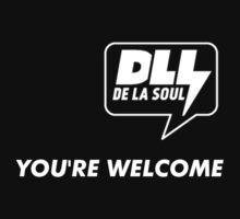 De La Soul - You're Welcome by Gerrit 'Jey' Deschuyteneer