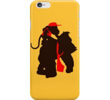DK and Diddy (large print) iPhone Case/Skin
