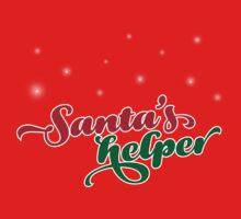 Santa's Helper. by Helen McLean