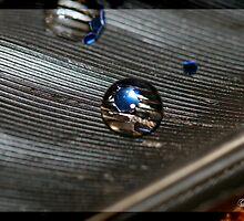 Blue Shining Through by silverdew