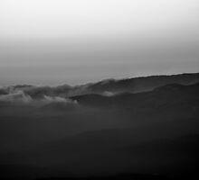Clouds Creeping Up by Neta Bartal