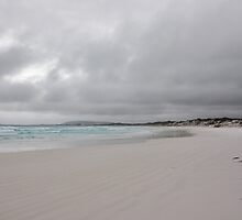 Wharton Beach, Esperance by princesstea