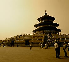 Temple of Heaven by sid8chris