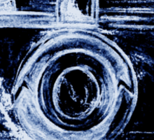 Eye of the Camera! Sticker