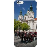 St. Nicholas Church iPhone Case/Skin