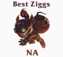 Best Ziggs NA by TypoGRAPHIC