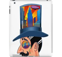 The Man who Couldn't Dream iPad Case/Skin