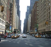 nyc by staceybedwell