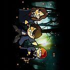 Sono- Harry Potter by sonoart