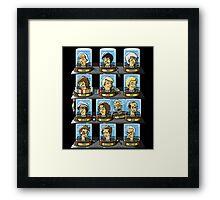 Regen-O-Rama Framed Print