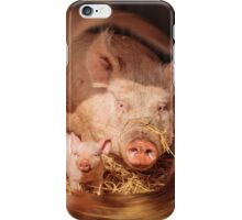 Me and my Mom iPhone Case/Skin