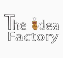 The Idea Factory by Eyal Nahmias