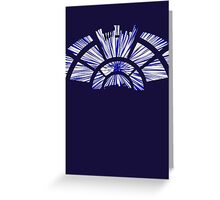 Jump to Hyperspace Greeting Card