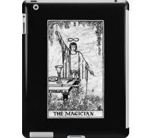 The Magician Tarot Card - Major Arcana - fortune telling - occult iPad Case/Skin