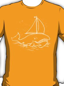 the Whaleboat T-Shirt