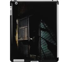 Step To The Fence iPad Case/Skin