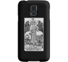 Temperance Tarot Card - Major Arcana - fortune telling - occult Samsung Galaxy Case/Skin
