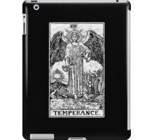 Temperance Tarot Card - Major Arcana - fortune telling - occult iPad Case/Skin
