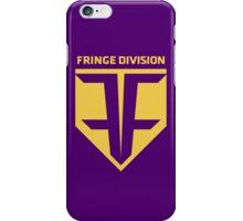 Fringe Division (Future Logo) iPhone Case/Skin