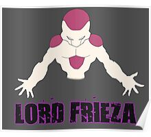 Lord Frieza Poster