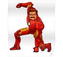 Ι'Μ Ron Man Poster