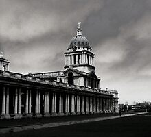 Greenwich by BornToRoam