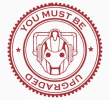 Cybermen Rubber Stamp Kids Clothes