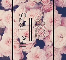 The 1975 roses logo case  by LeahOlivia