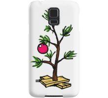 Peanuts Christmas Tree Samsung Galaxy Case/Skin