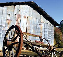 Antique  Barn by savannahrae