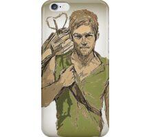 Daryl Dixon The Walking Dead iPhone Case/Skin