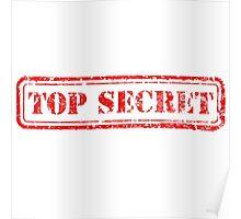 Top Secret Poster