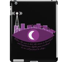 Night Vale Community Radio iPad Case/Skin